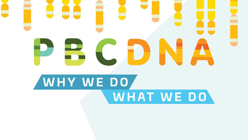 PBC DNA: Why We Do What We Do